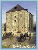 Cheb - Chapel of st. Erhard and Uršula