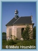 Hroznětín - Chapel Bystřice