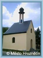 Hroznětín - Chapel Ruprechtov
