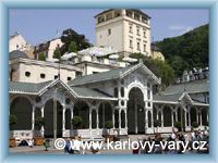 Karlovy Vary - Collonnade