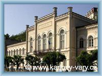 Karlovy Vary - Spa building