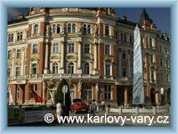 Karlovy Vary - Post-office