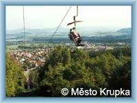 Krupka - Funicular