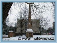 Litvínov - Obelisk