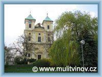 Litvínov - Church