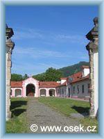 Osek - Monastery