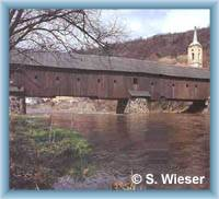 Technical interest - bridge in Radošov (before 1986)