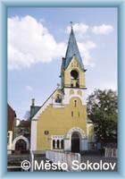 Sokolov - Church st. Thomas