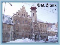 Jáchymov - town-hall