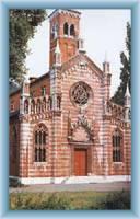 Church of Panna Marie in Dubí
