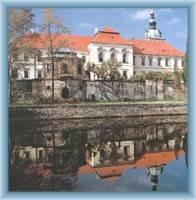 Monastery in Osek