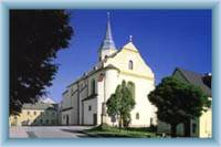 Ostrov - St.Michal´s church