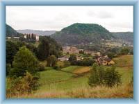 Velichov and hill Liščí vrch