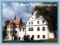Benešov nad Ploučnicí - Chateau