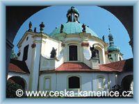 Česká Kamenice - Chapel of Virgin Mary Birth