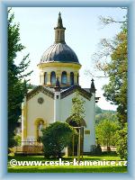 Tomb of family Preidl in Česká Kamenice