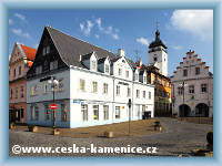 Townhouse in Česká Kamenice
