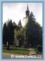 Cvikov - Church