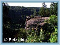 Rock view point Belvedér