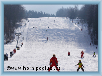 Ski area Horní Podluží
