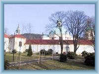 Česká Kamenice - the chapel