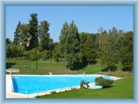 Česká Kamenice - swimming pool