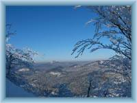 View from mountain Klíč