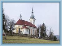 Kytlice - the church
