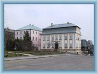 Glass museum in Nový Bor
