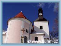 Kuřim - Church