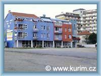 Kuřim - Town-square