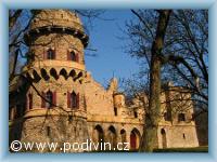 """Castle """"Janův hrad"""""""