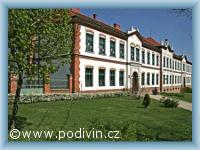 School in Podivín