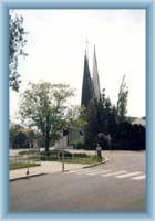 Břeclav - the church