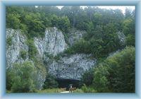 Slousko-šošuvské caves