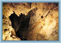 Sloupsko-šosůvské caves - stalactical decoration