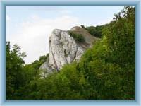 Rocks by Nový hrad