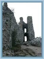 Sirotčí castle