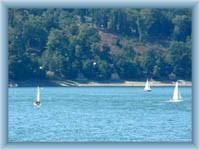 Sailboat at Vranov