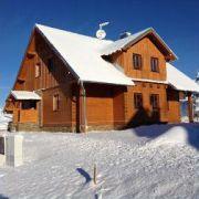 Wooden house Bozi Dar