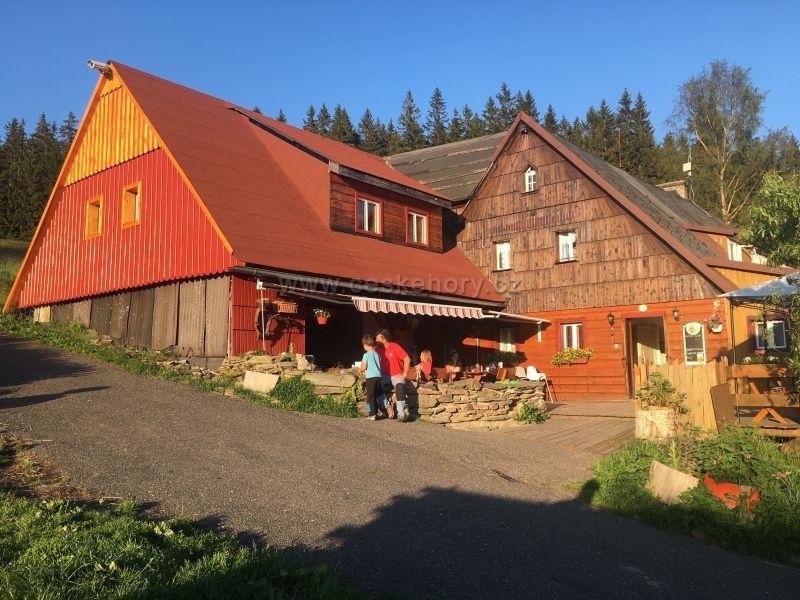 Cottage Borůvka