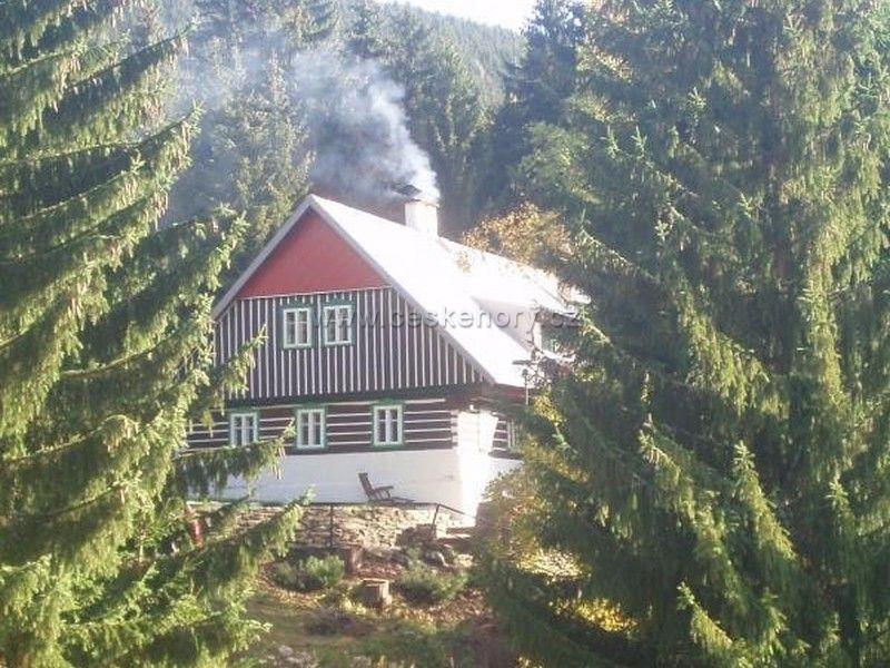 Mountain cottage Anýz