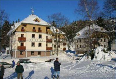 Apartments U sjezdovek