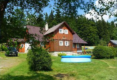 Dominika - cottage Jizera mountains