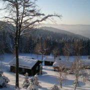 Mountain cottage Moravia Soláň