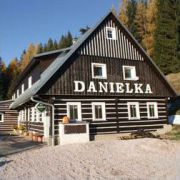 Mountain cottage Danielka - on the slope