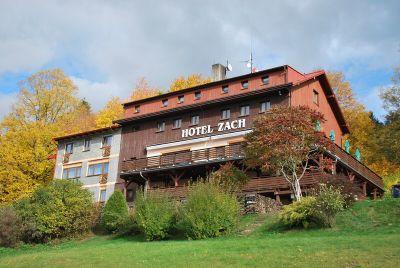 Family hotel Zach