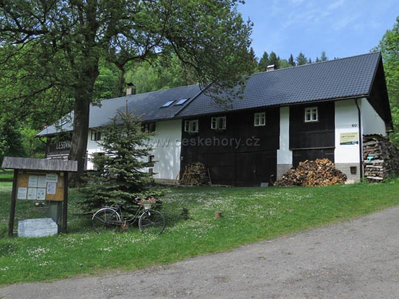 Cyclo-tourist base Lesovna