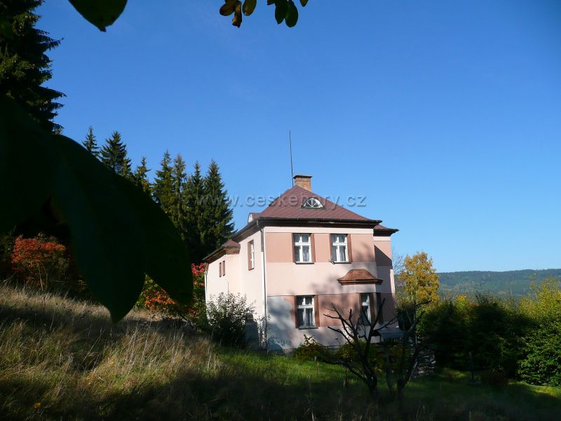 Villa Lebed Mukarov