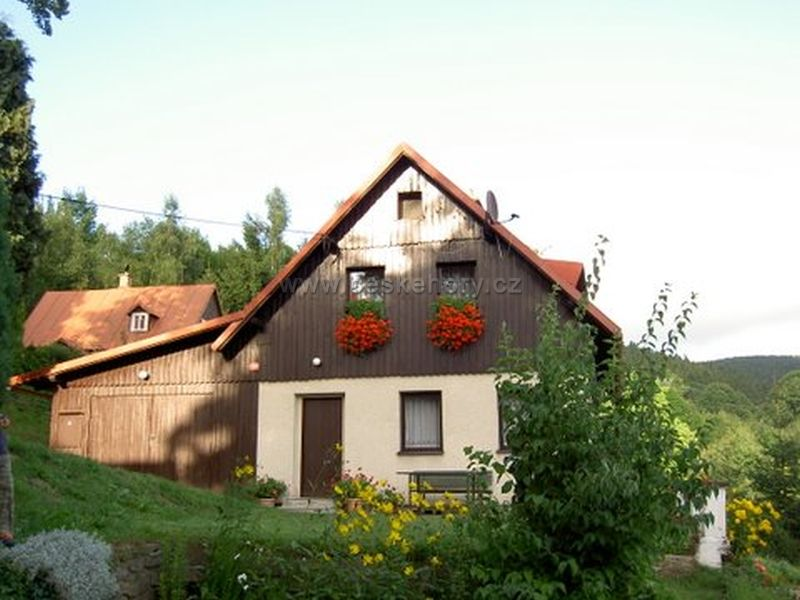 Holiday cottage Prichovice 1121
